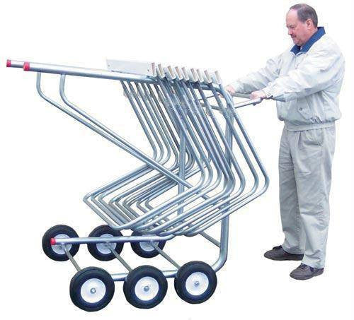 Olympia Hurdle Cart | PE Equipment & Games | Gear Up Sports