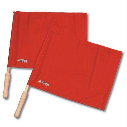 Standard Volleyball Linesman Flags (Set of 2) | PE Equipment & Games | Gear Up Sports