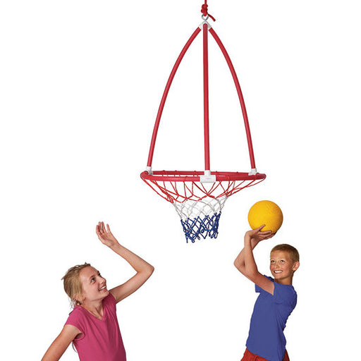 "Movin' Hoop - 22"" Oversized Portable Basketball Hoop"