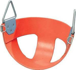 Rubber Bucket Swing Seat (Various Color Options) | PE Equipment & Games | Gear Up Sports