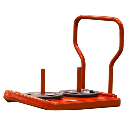 Monster Resistance Training Sled with Shoulder Harness