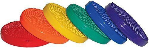 Six-Color Wobble Disc Set | PE Equipment & Games | Gear Up Sports