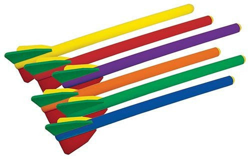 P.E. Foam Javelins (Set of 6) | PE Equipment & Games | Gear Up Sports