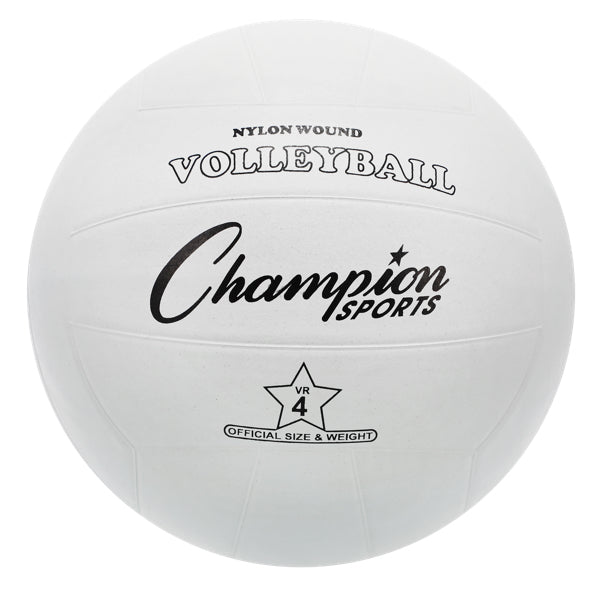 Rubber Volleyball Value Pack (Set of 6)