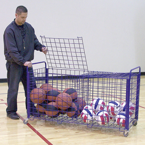 ToteMaster™ Plus Ball Cart | Equipment Carrier