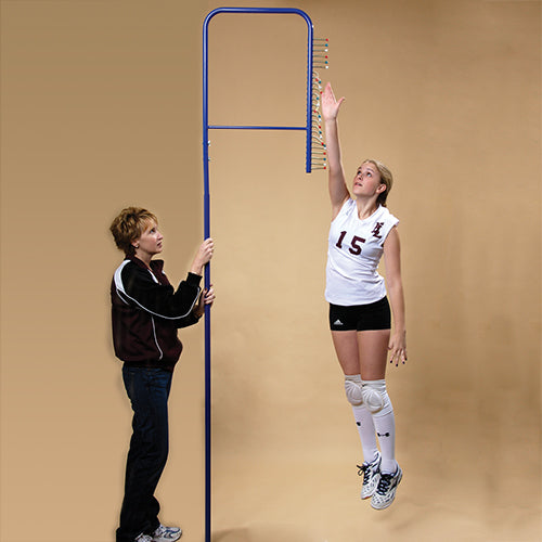 The Jumper - Measure Jump Reach - Volleyball training