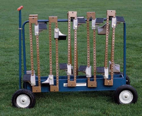 Starting Block Cart | PE Equipment & Games | Gear Up Sports