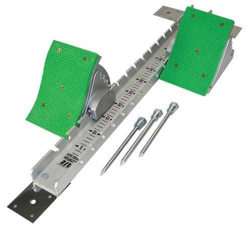 Championship Aluminum Starting Block | PE Equipment & Games | Gear Up Sports