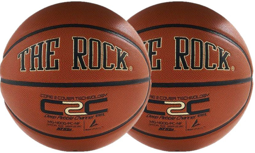 The Rock Basketball Official Men's Two Pack 29.5