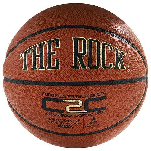 The Rock Basketball Official Men's 29.5