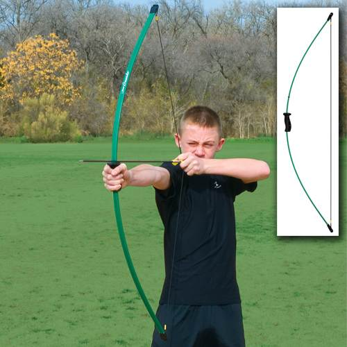 "51"" Solid Recurve Bow 