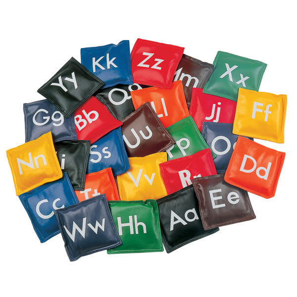5inch Alphabet Bean Bags Set of 26