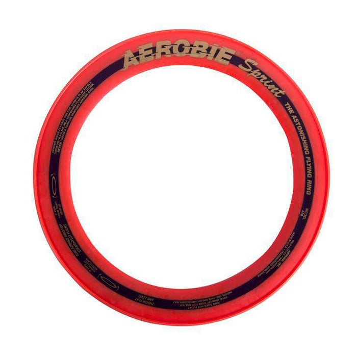 "Aerobie 10"" Sprint Ring Flying Disc"