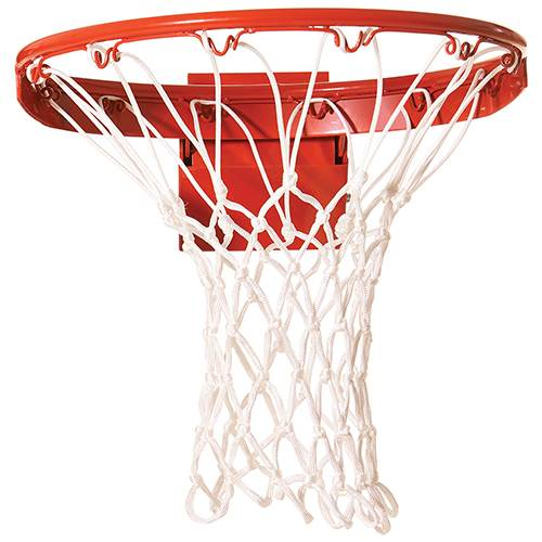 Heavy-Duty No-Whip Basketball Net