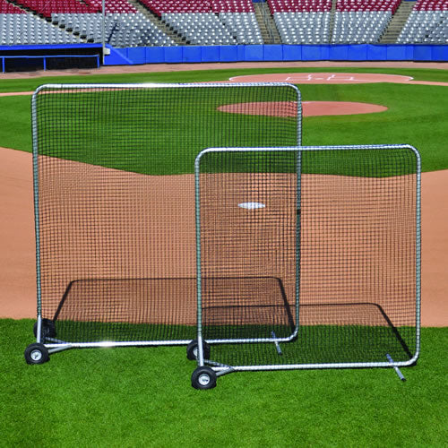 Big League Fungo Screen | Two Sizes Available | Aluminum Construction