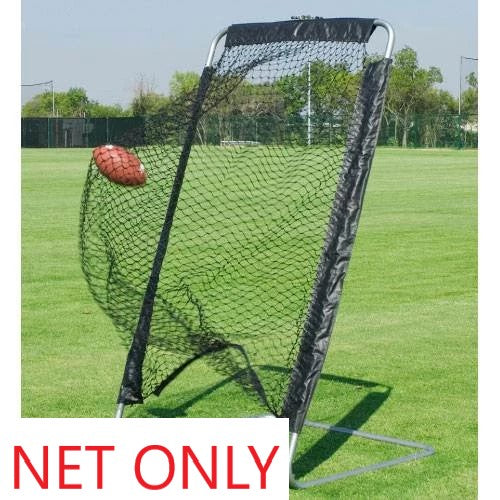 Pro Down Varsity Football Kicking Cage-Replacement Net Only