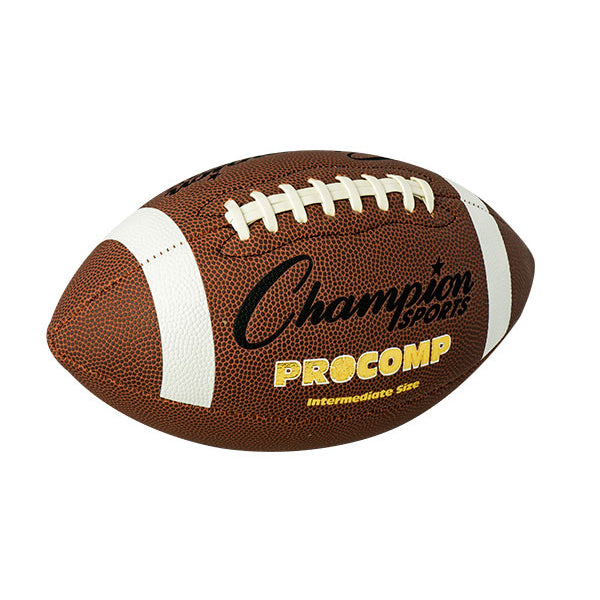 Champion Sports Pro Composite Footballs