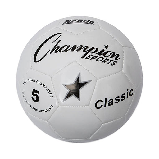 Champion Sports Classic Size 5 Soccer Ball
