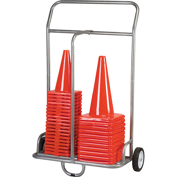 Combination Cone/Scooter Storage Cart by Champion Sports