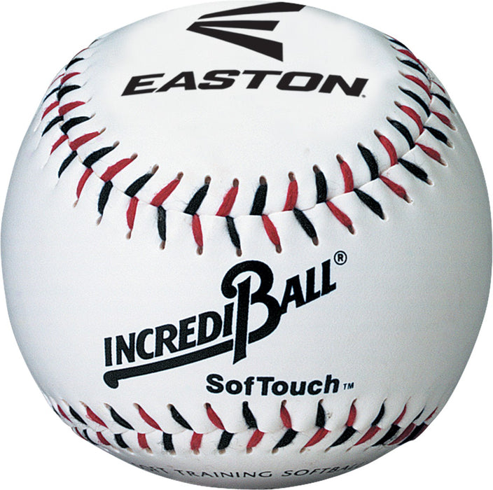 Easton Softouch™ Incrediball® Softballs - Dozen
