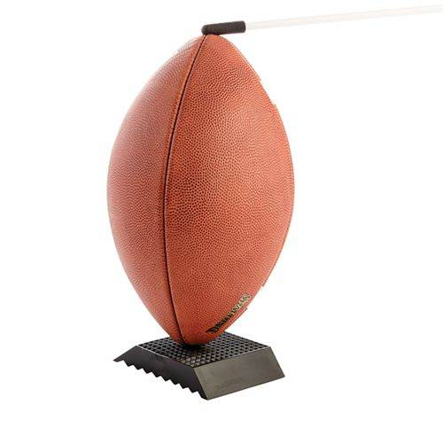 "2"" Rubber Place Kicking Football Tee"