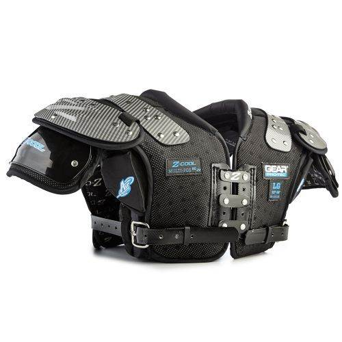 Gear Pro-Tec Z-Cool 2.0 JV / Youth Football Shoulder Pads