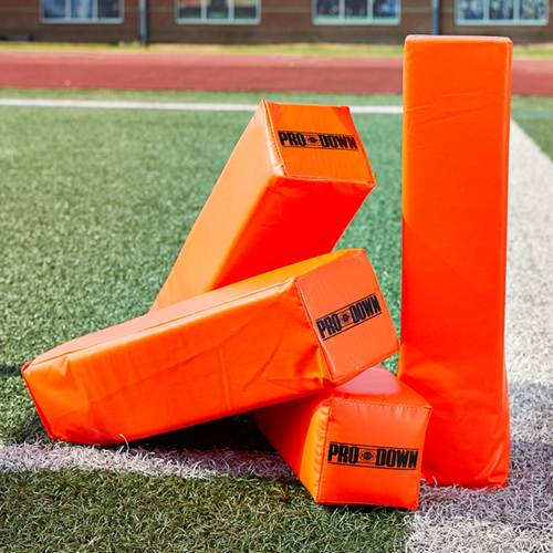 Pro Down Pylons | Football | Set of 4