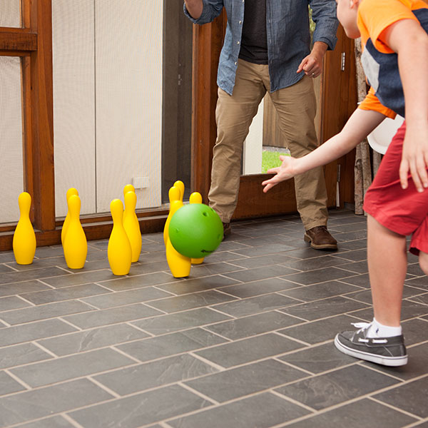 Heavy Duty Foam Bowling Pin Set of 10