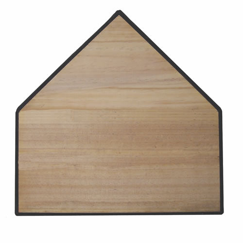 Wood Coated Buried Home Plate | No Skid Rubber Surface