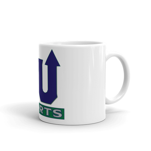 Gear Up Sports Mug | Large Ceramic Mug | Dishwasher Safe