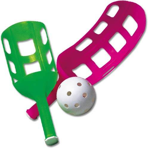 US Games Hi-Lo Air Scoop Ball Game