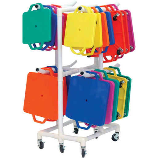 Champion Sports Scooter Storage Cart Holds up to 48 scooters - Gear Up Sports