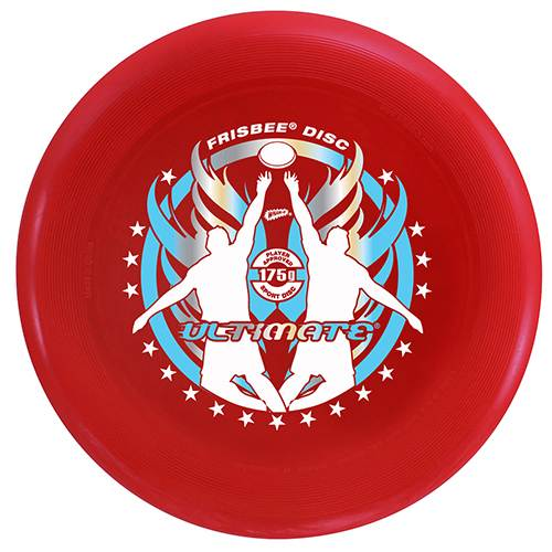 175G Wham-O® Ultimate Frisbee - UPA Approved
