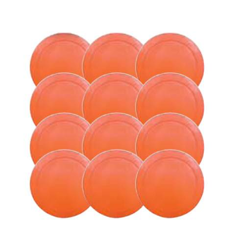 "9"" Color My Class® Spot Markers"
