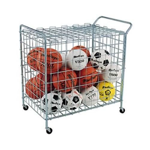 "Deluxe Portable Ball Locker/Equipment Cart | 42""L x 24""W x 36""H"