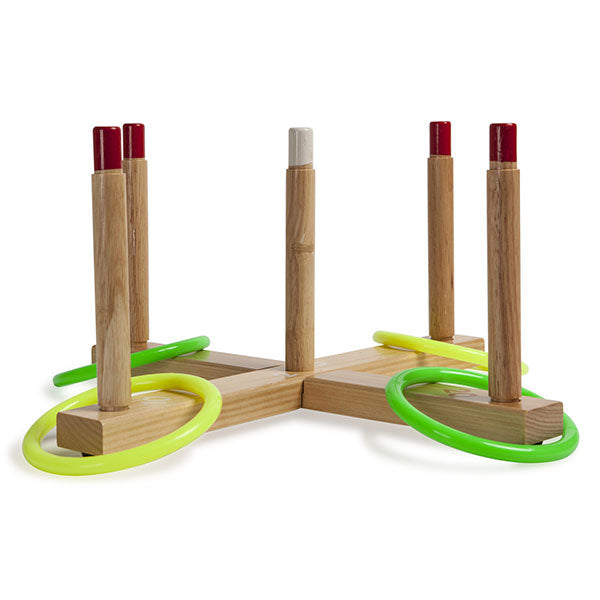 Complete Ring Toss Set
