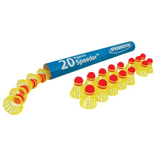Speedminton Match Speeders 20 Pack