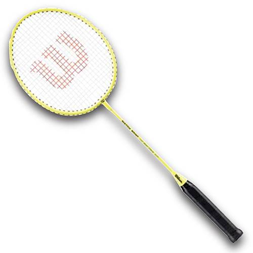 Wilson® Match Point Badminton Racquet - Lightweight Aluminum