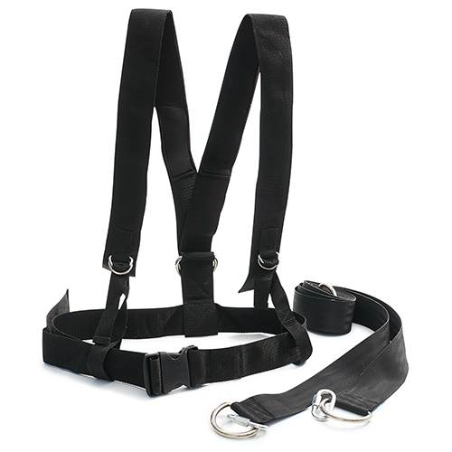 Weight Training Drag Sled Harness