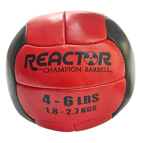 Synthetic Leather Medicine Ball by Champion Barbell
