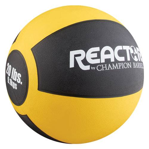Heavy Rubber Medicine Ball by Champion Barbell