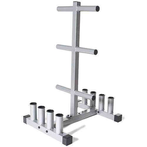 Olympic Weight Bar and Plate Holder