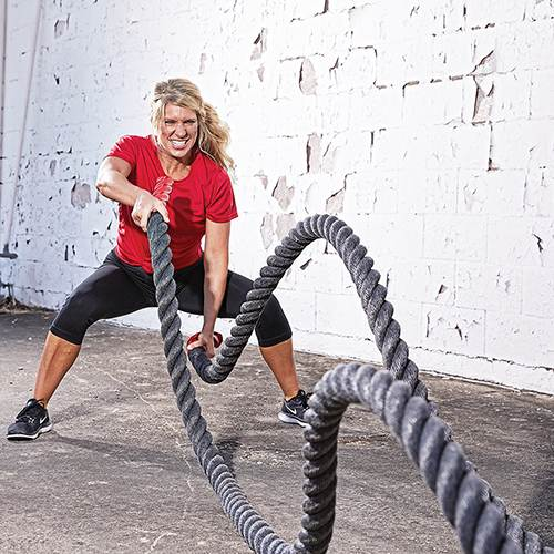 Fitness Power Battle Ropes