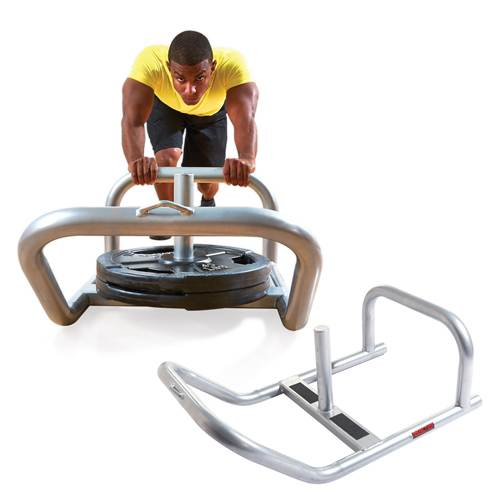 Reactor Low Bar Push/Pull Weight Training Sled