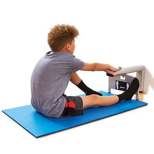 Sit and Reach Flexibility Tester with Child
