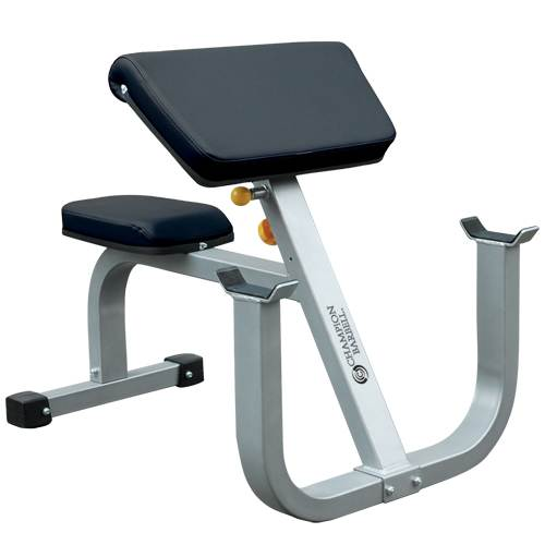 Champion Barbell™ Adjustable Preacher Curl Bench