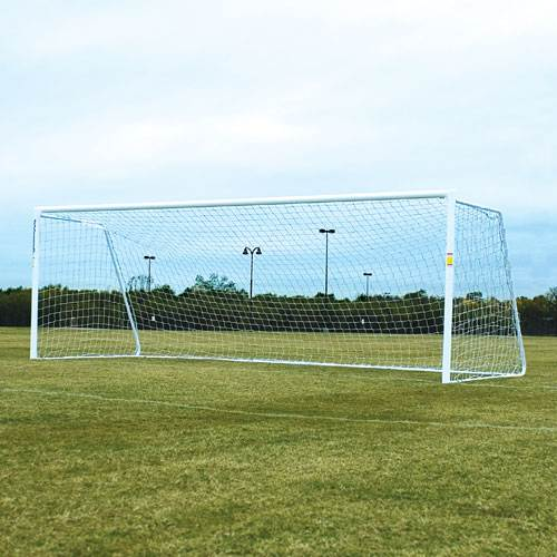 "4"" Round Classic Alumagoal Club Goals (Pair) 