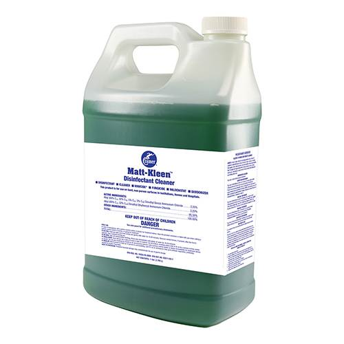 Cramer Matt-Kleen™ Disinfectant Cleaner - Virucide/Fungicide