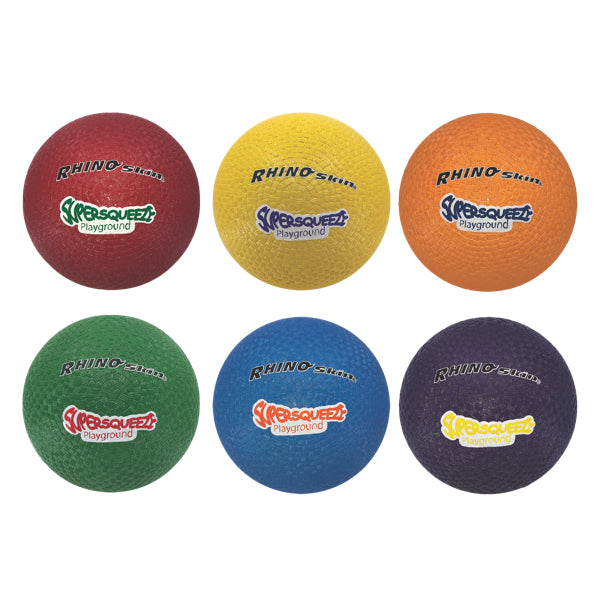 "Rhino Super Squeeze 7.5"" Playground Ball Set"