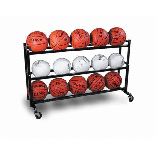 "Monster Heavy Duty Ball Cart | 49""L x 20""W x 30""H"